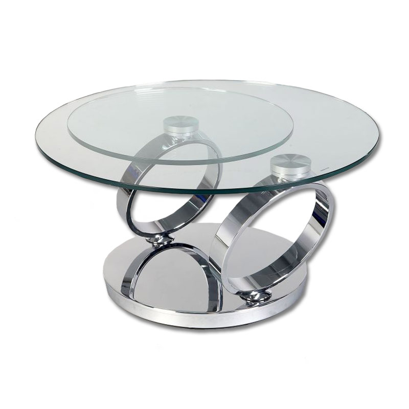 Swivel Coffee Table Gl Design Ideas
