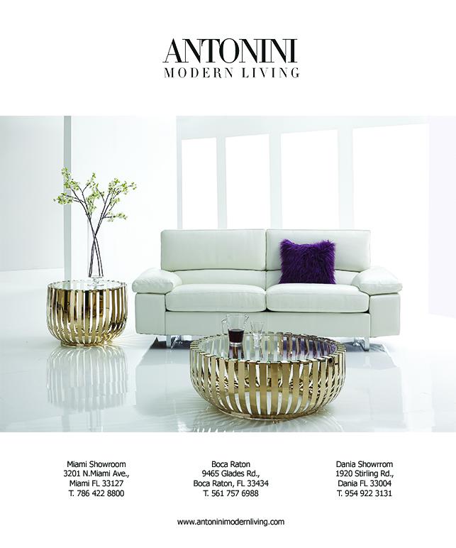 Miami Home July 15 | Antonini Modern Living | Contemporary ...